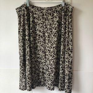 Talbots womens skirt size 3X
